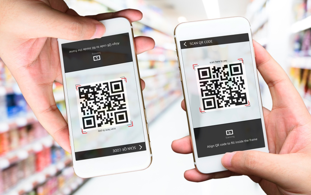 Creation of Dynamic QR Codes by Using Oysso QR Code Generator